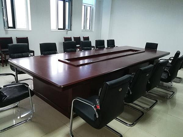 4米木皮会议桌