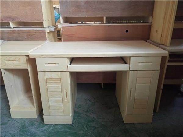 1.2米学习桌 实木写字台
