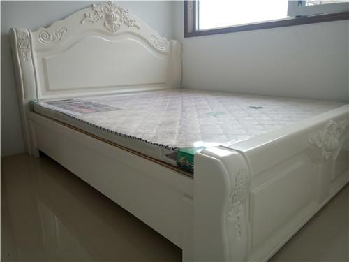 1.5米简欧床 欧式实木床