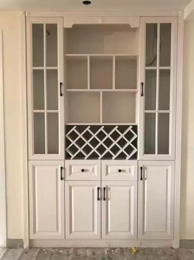1.6米 酒柜 板式全屋定制