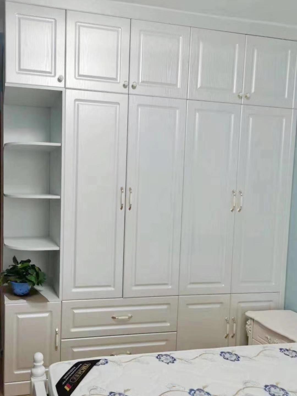 2米板式衣柜 板式全屋定制