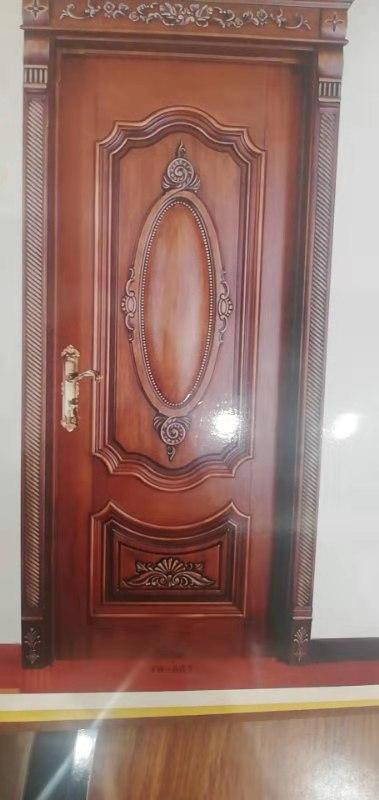 红橡木门 实木门