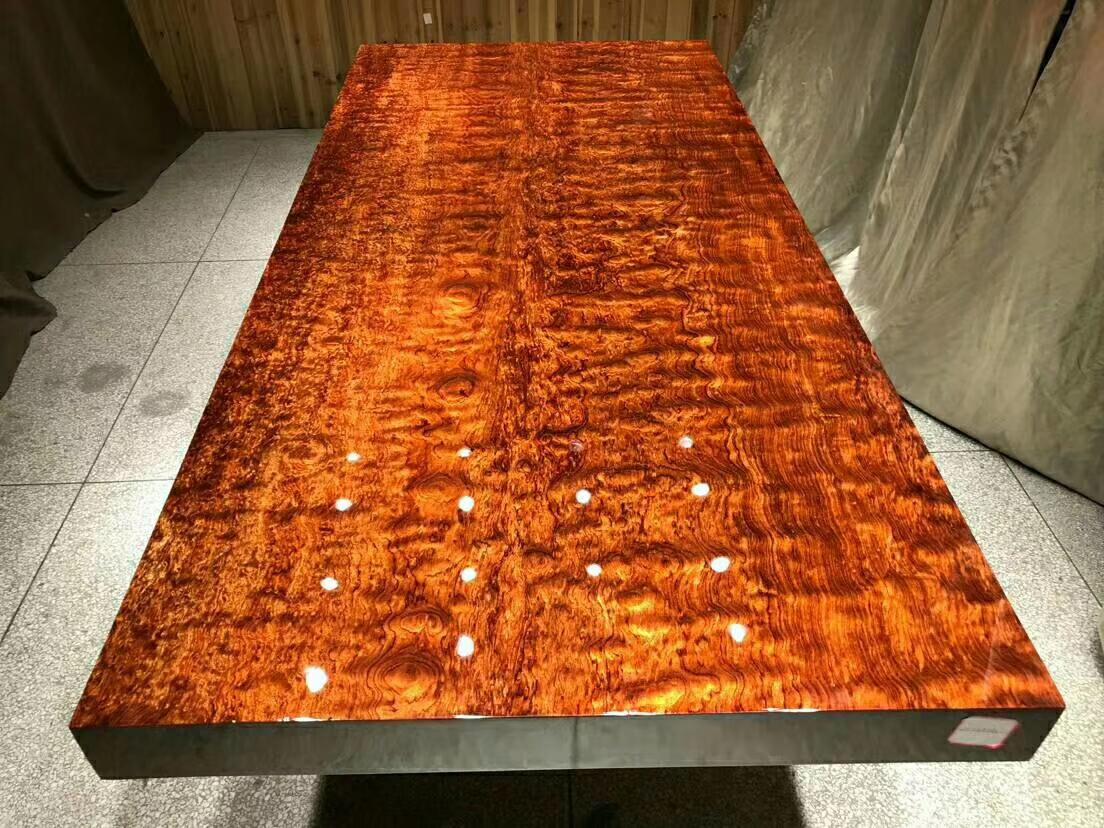 极品巴西花梨实木大板 红木大板