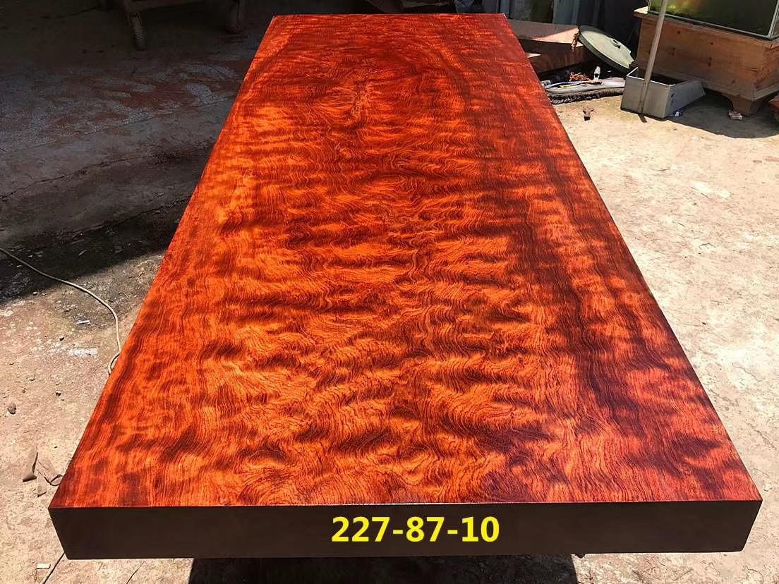 烟台莱阳巴西花梨大板 红木大板
