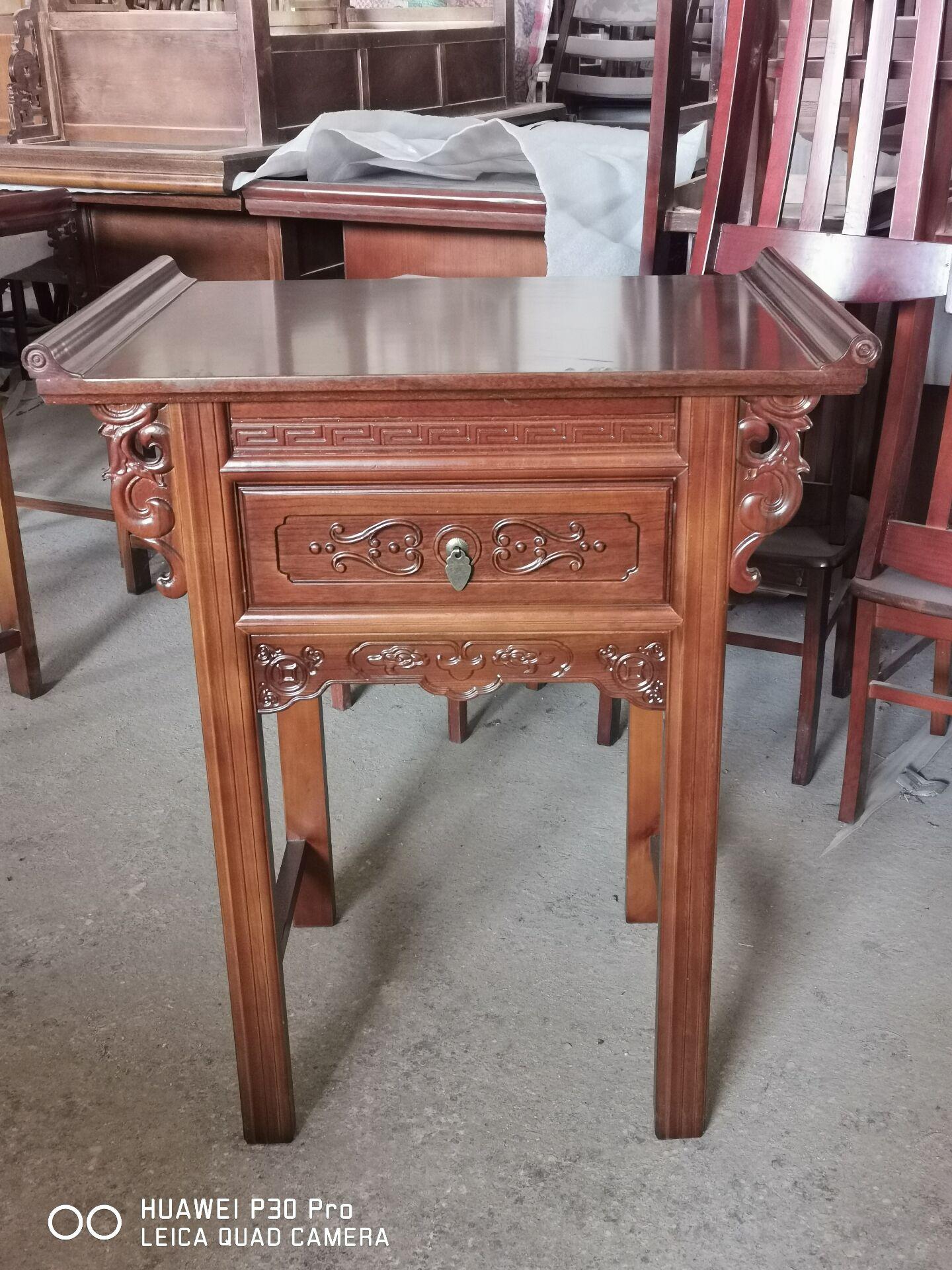 财神桌 供台 神台  香案佛台 实木供桌定做